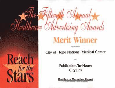 Carma's Healthcare Advertising Awards
