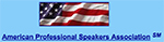 American Professional Speakers Association