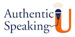 Authentic Speaking University logo
