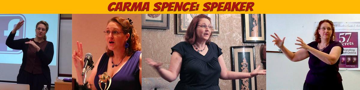 Carma Spence Speaker