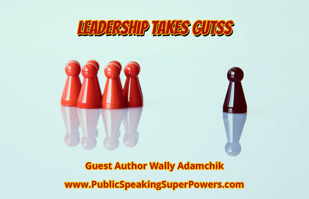 Leadership Takes GUTSS