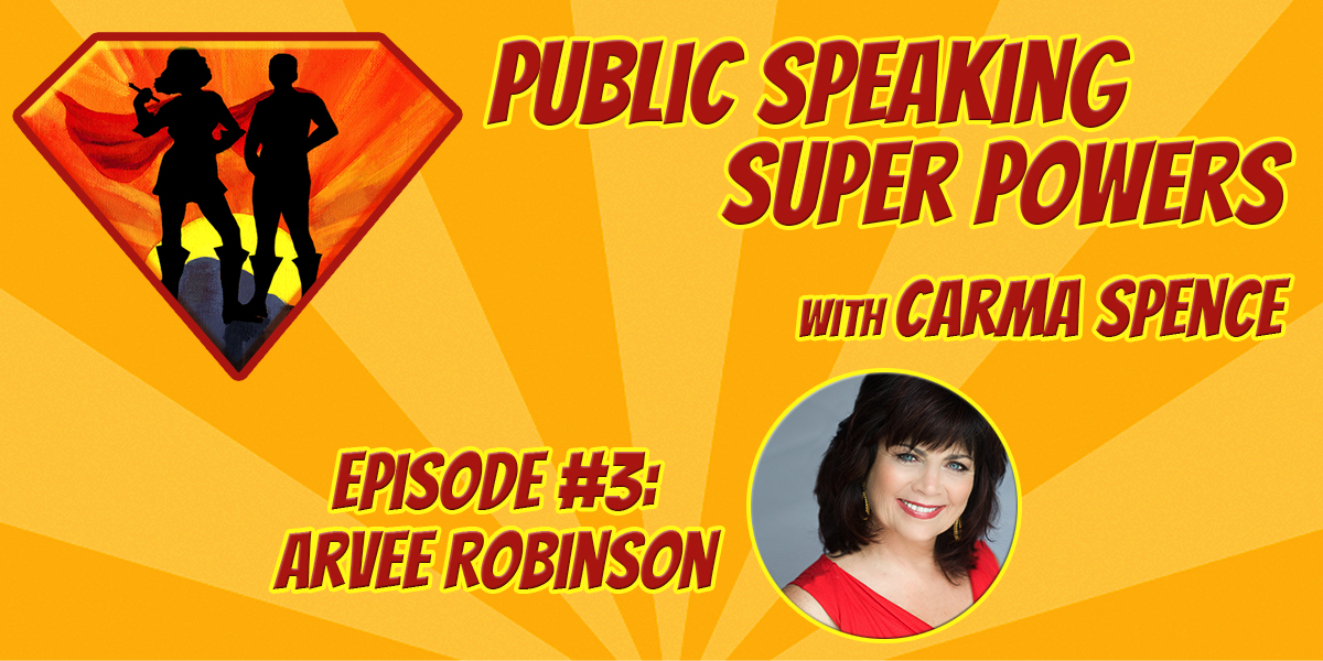 Podcast Episode 3 - Arvee Robinson
