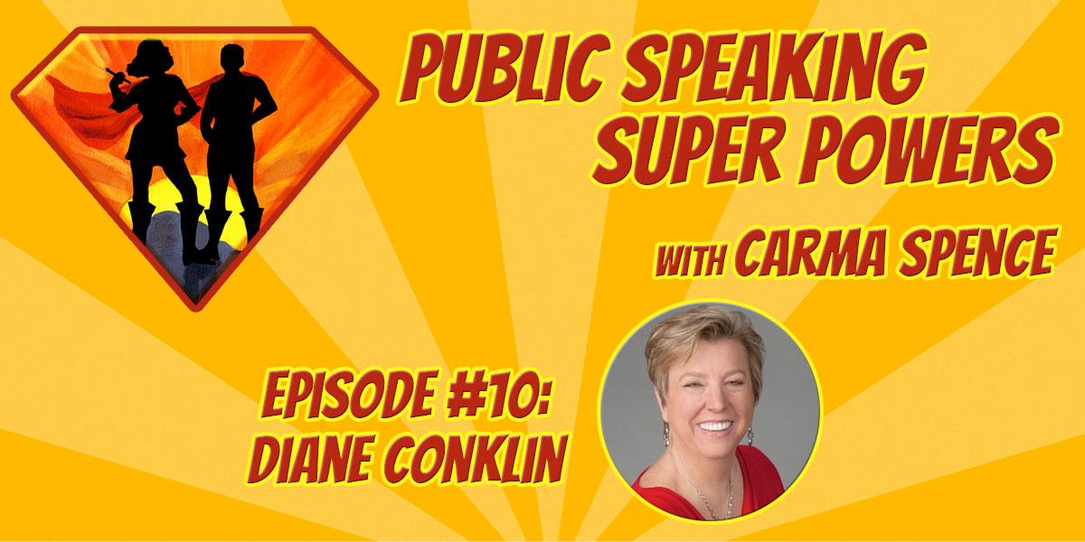 Episode 10 Diane Conklin