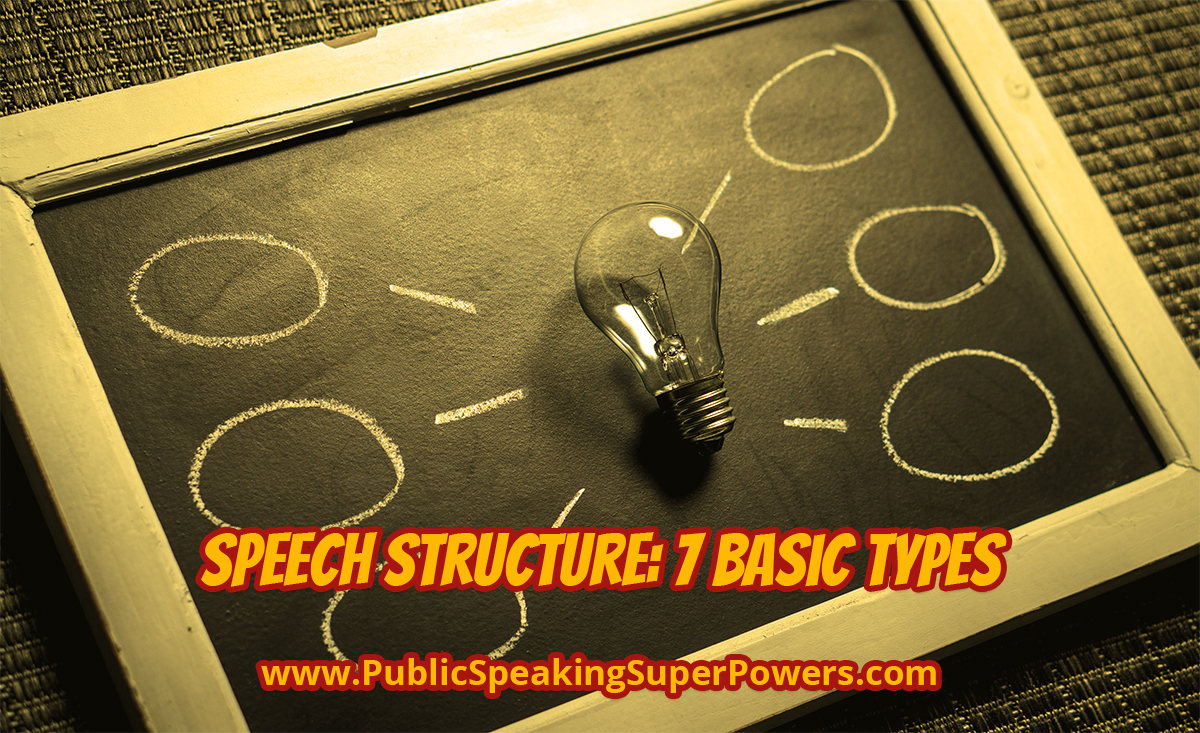 Speech Structure: 7 Basic Types