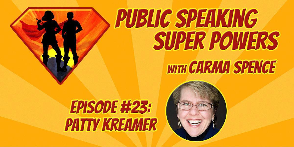 Episode 23 - Patty Kreamer