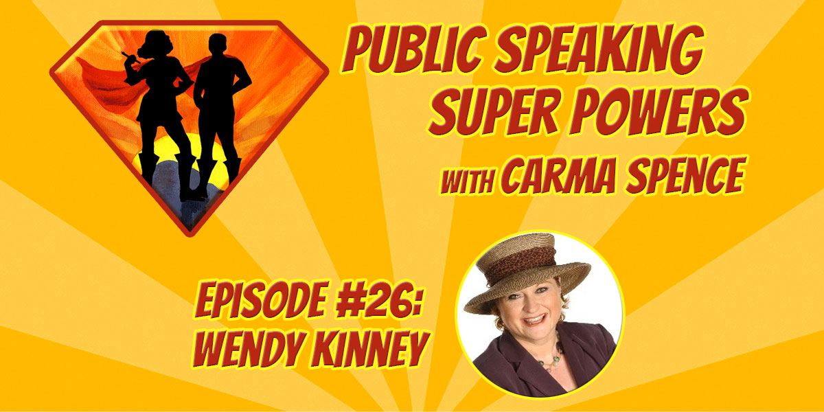Episode 26 Wendy Kinney