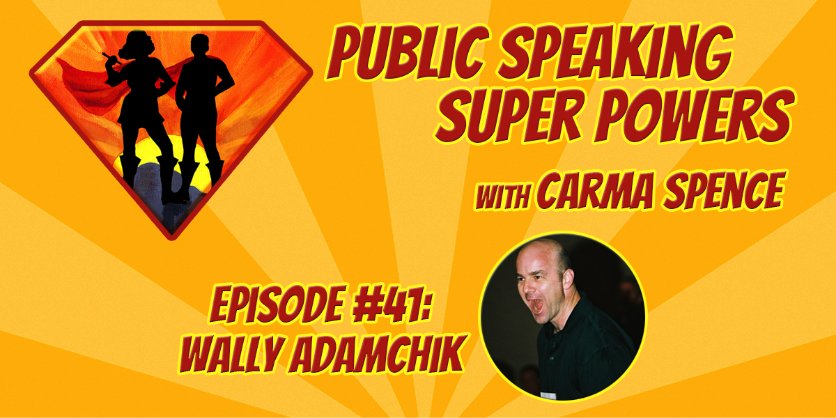 Episode 41 Wally Adamchik