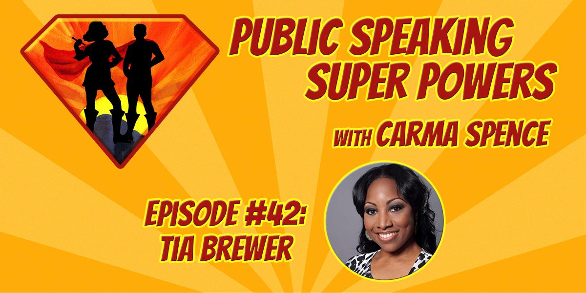 Episode 42 Tia Brewer