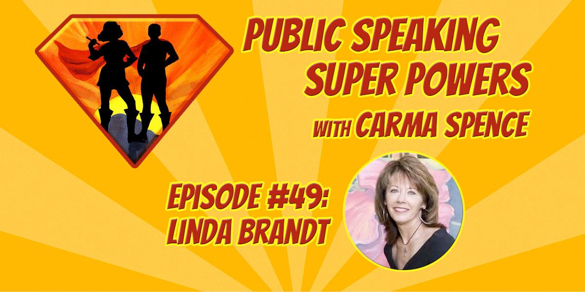 Episode 49 Linda Brandt