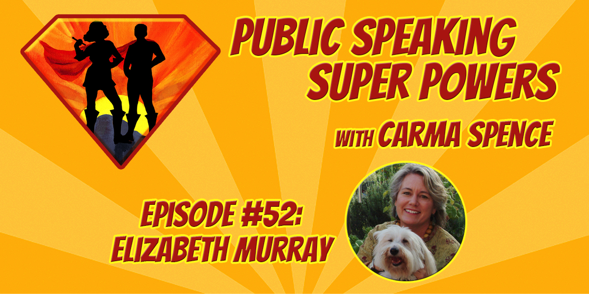 Episode 52 Elizabeth Murray