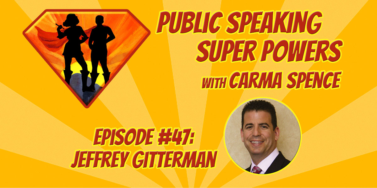 Episode 47 Jeffrey Gitterman