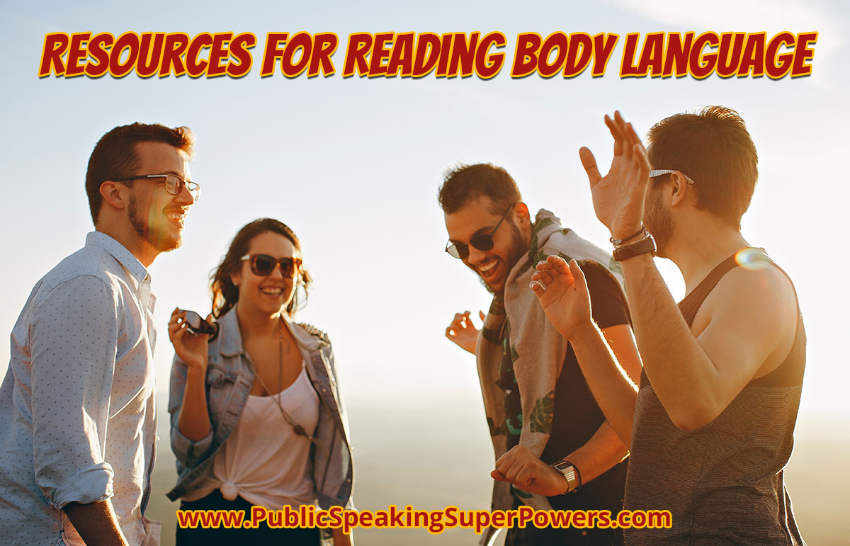Resources for Reading Body Language