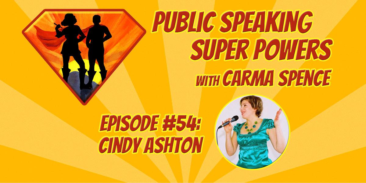 Episode 54 Cindy Ashton