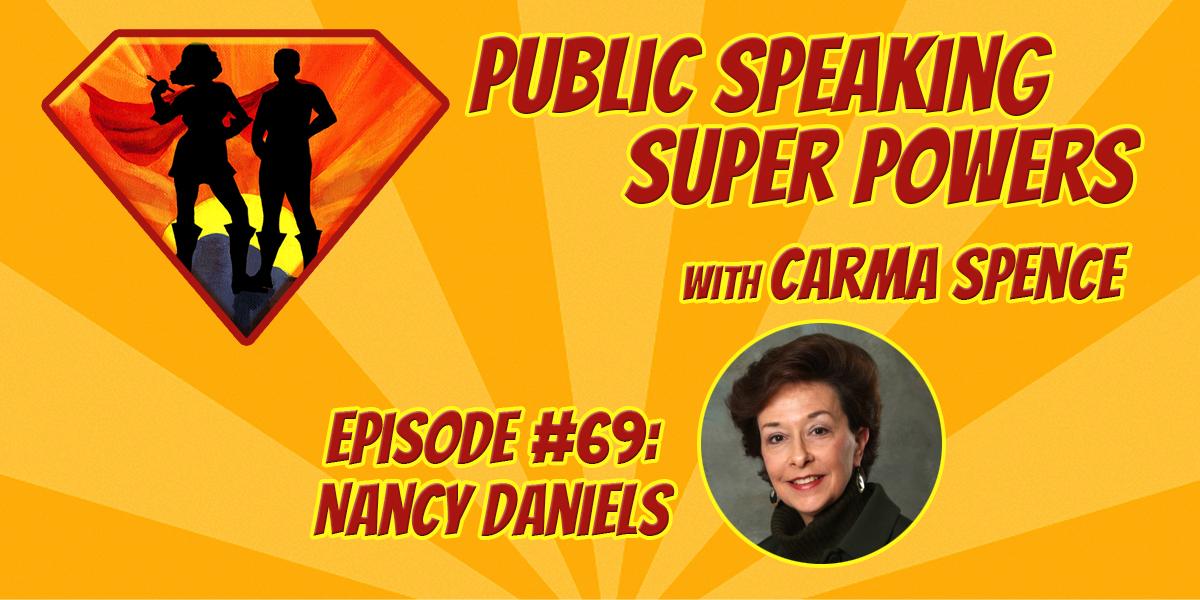 Episode 69 Nancy Daniels