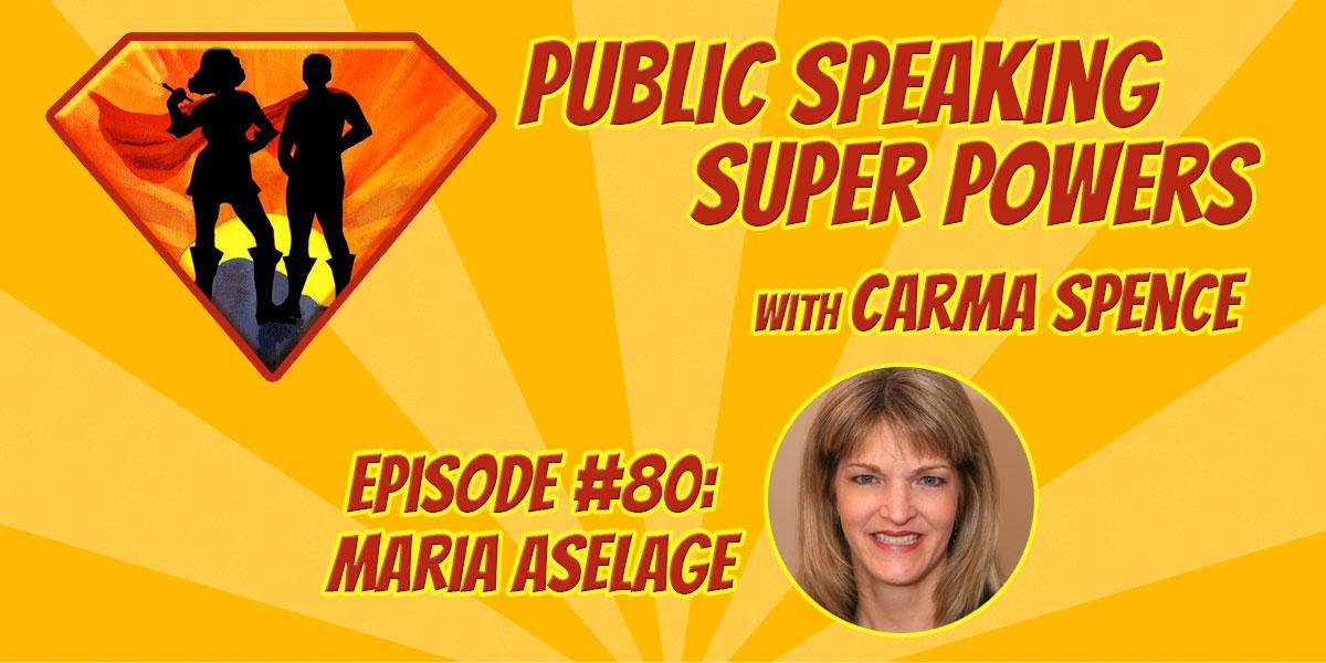 Episode 80 Maria Aselage