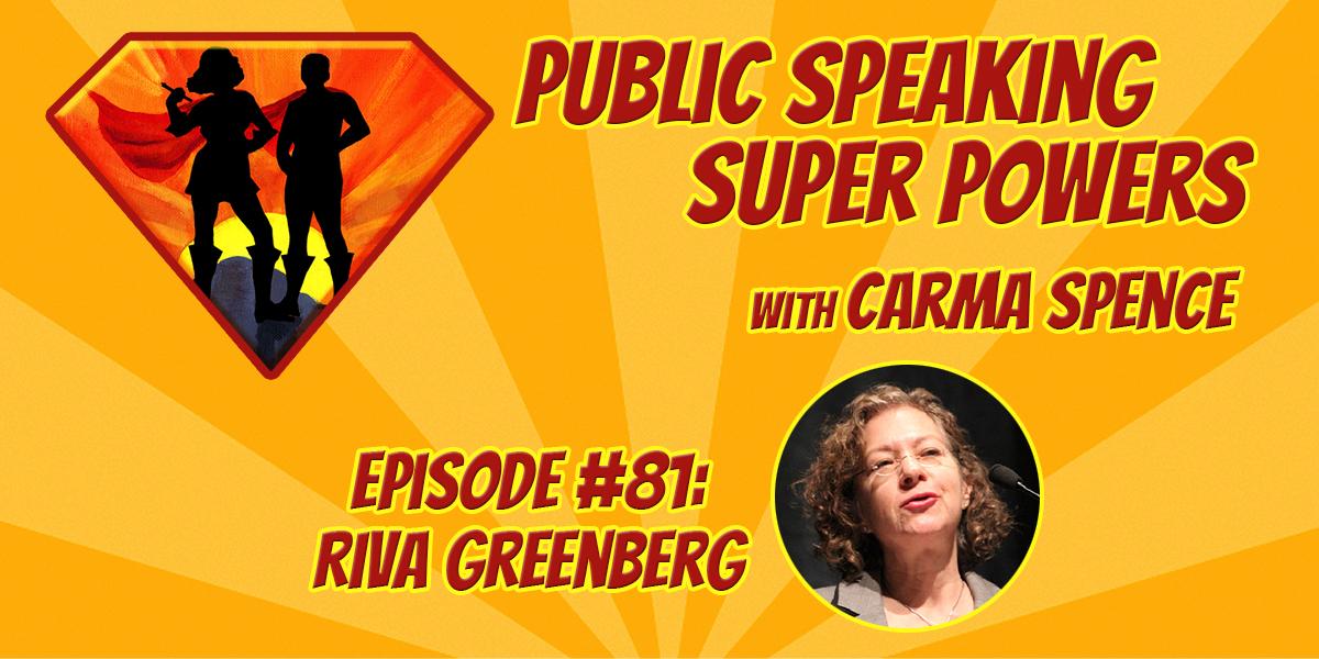 Episode 81 Riva Greenberg