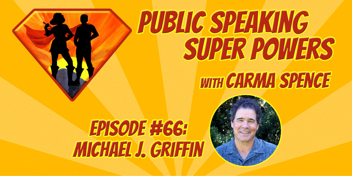 Michael J. Griffin Episode 66
