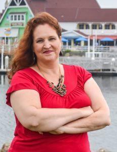 Carma Spence, author of Public Speaking Super Powers