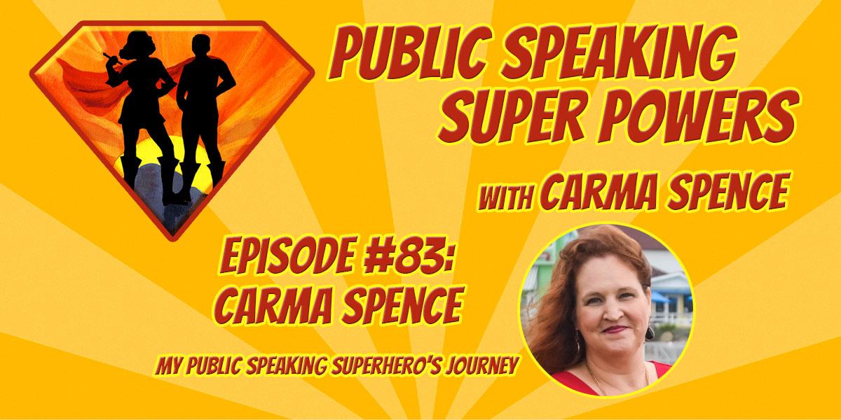 Episode 83 Carma Spence