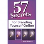 57 Secrets for Branding Yourself Online Cover