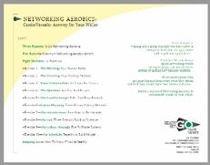 speakers menu descriptions