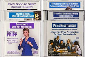 Patricia Fripp MP3 Pack