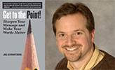 Joel Schwartzberg author of Get to the Point