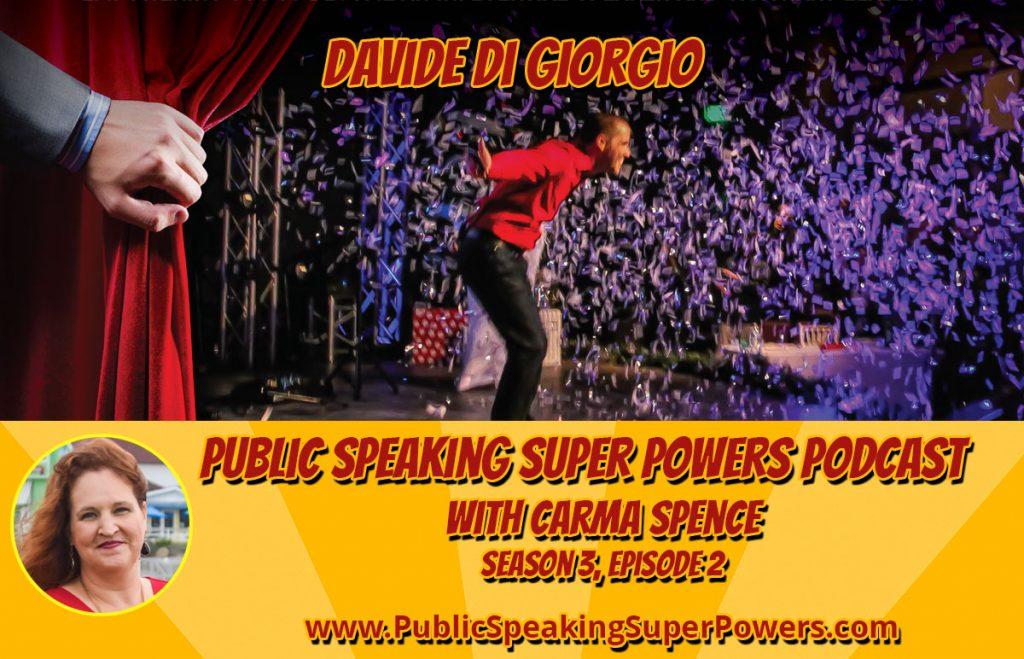 Podcast - Guest Davide Di Giorgio