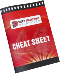 Video Marketing Revolution Cheat Sheet