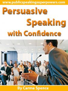 Persuasive Speaking with Confidence