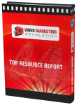 Video Marketing Revolution Top Resource Report