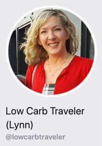 Lynn Terry, Low Carb Traveler